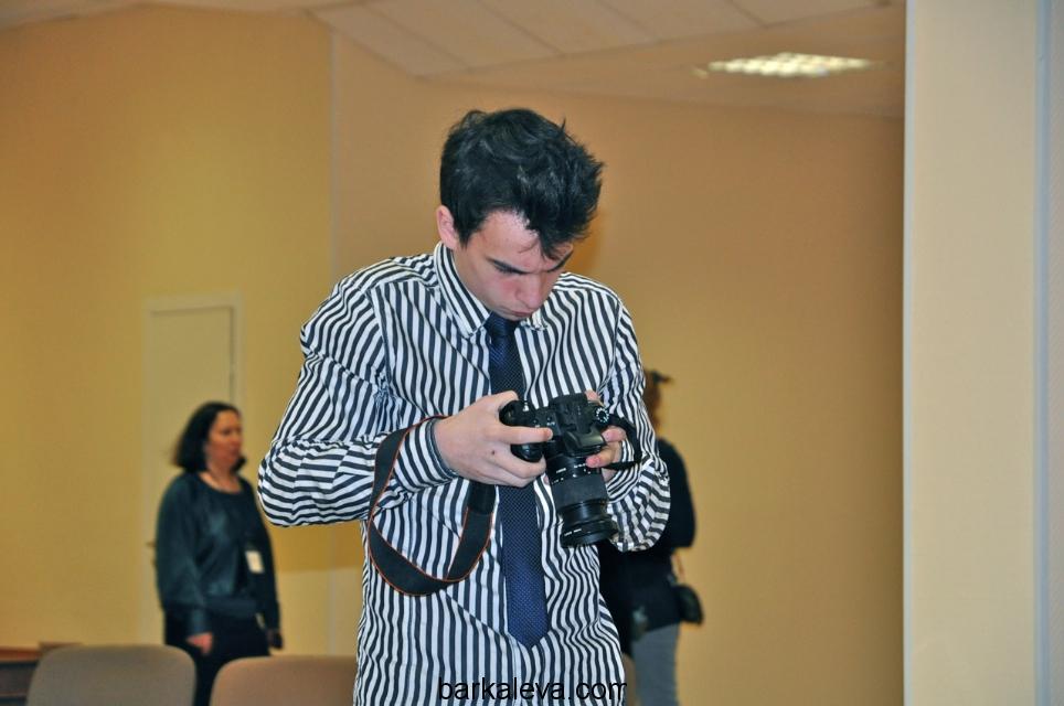 молодые фотографы