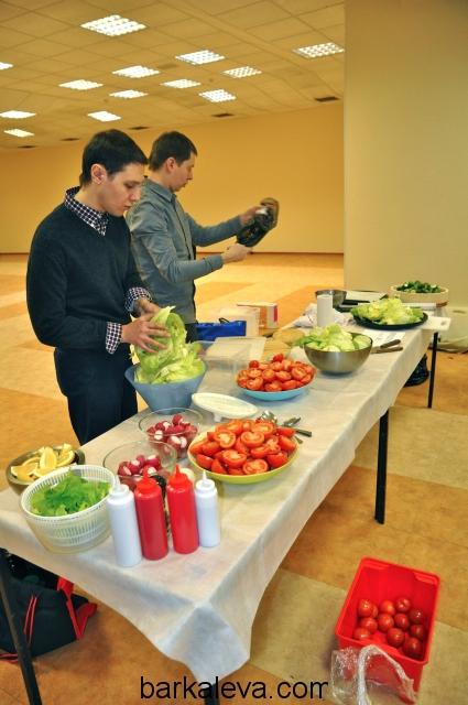 стол номер 1 (салат вегетарианский, без белка)