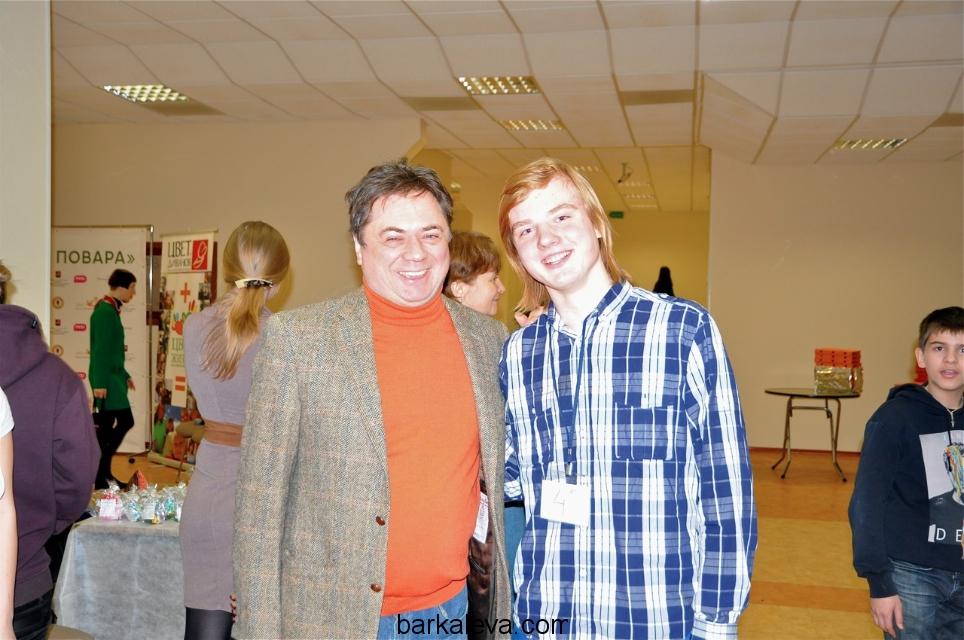 Андрей Леонов и Иван